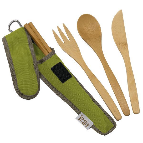 To-Go Ware Utensil Set with Case